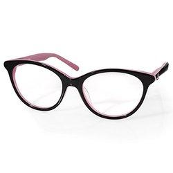 Aqs Acetate Optical Glasses: Ojane03/black Frame