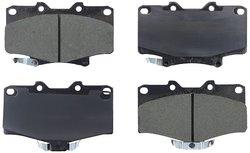 Axxis 45-06110X Extended Duty Premium Metallic Brake Pad Set