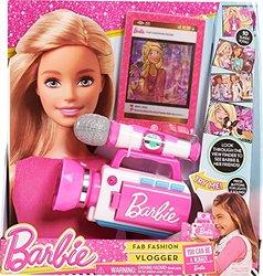 Barbie Fab Fashion Vlogger Toy