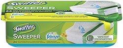 Swiffer Sweeper Wet Mopping Cloths Refills - Citrus & Light 24 ct.