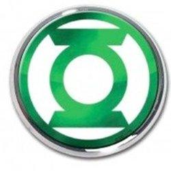 Green Lantern (Seal) Emblem