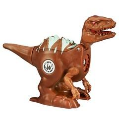 Jurassic World Brawlasaurs Velociraptor ?Blue? Figure