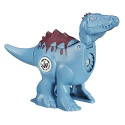 Jurassic Park World Brawlasaurs Spinoraptor Figure - Blue