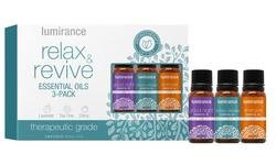 Essential Oils: Premium Trio Kit - Lavender/Peppermint/Citrus (3-Pack)