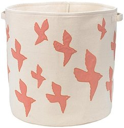 DwellStudio Storage Bin- Birds by Dwell Studio