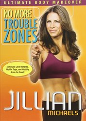 Jillian Michaels No More Trouble Zones Fitness Dvd