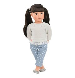 """Our Generation 18"""" Doll May Lee"""
