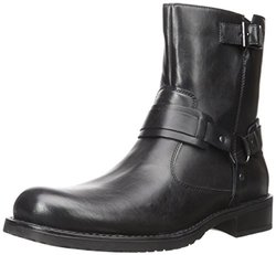 Kenneth Cole Unlisted Slightly-off Men's Boots: Black/9.5m