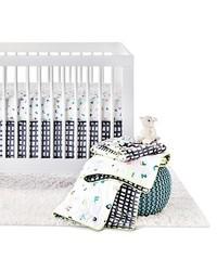 Oh Joy 4 Pc Print Crib Bedding Set - Multi - Size: One Size