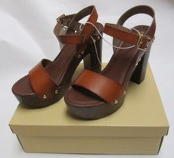 Mossimo Women's Caitlin Quarter Strap Sandals - Brown - Size: 7.5