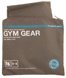 """FLIGHT001 Unisex Go Clean Gym Gear - Charcoal - 16""""x17"""""""