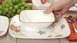 Corelle Square Matilda 16-pc Dinnerware Set