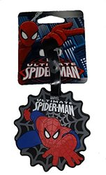 Spiderman ID Tag; Luggage Tag, Backpack Tag