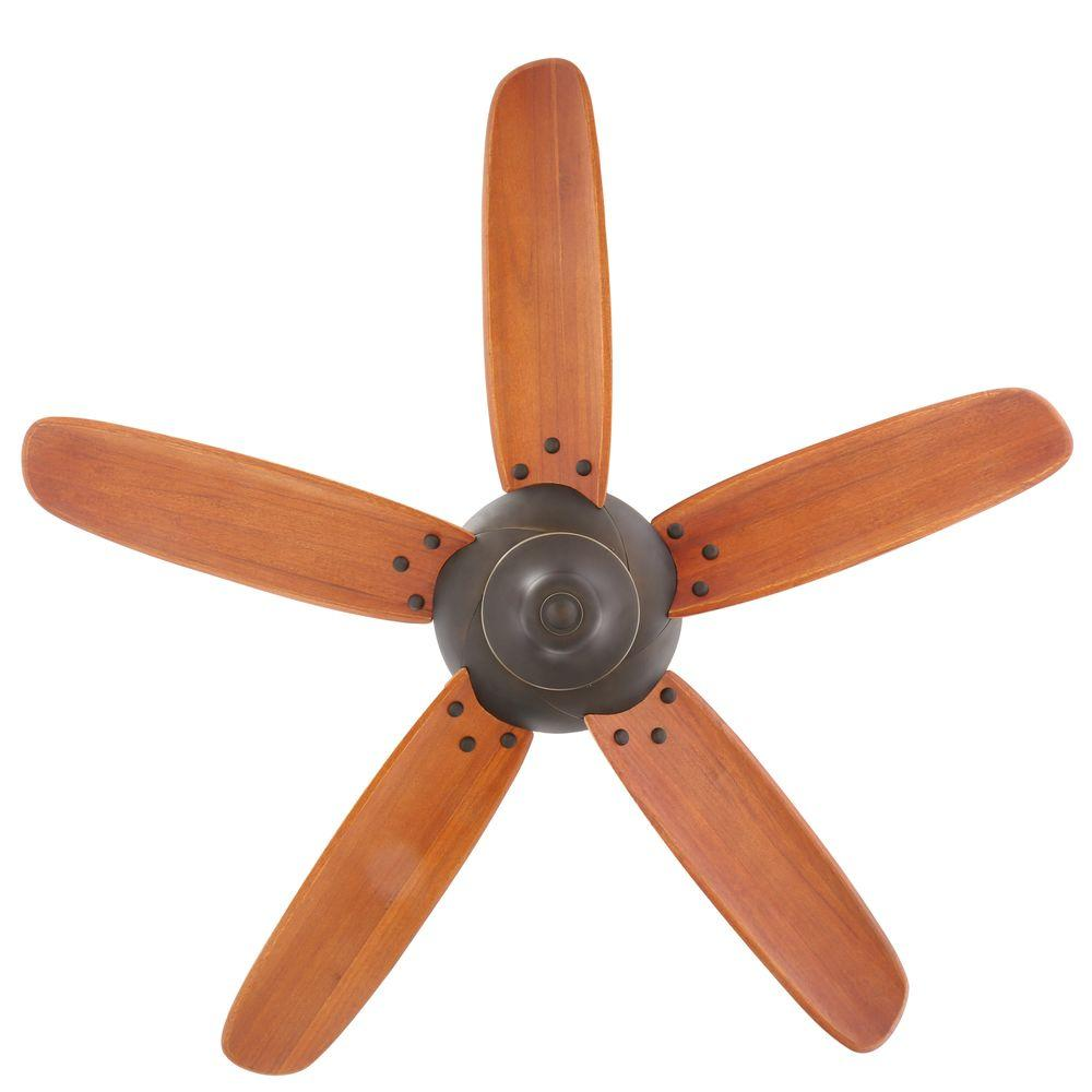 Fan Home Decorators Collection 26655 Altura 56 Oil Rubbed Bronze Ceiling