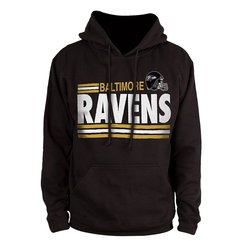 Junk Food NFL Baltimore Ravens Women'S Sunday Hoody - Black - Size: XX-L