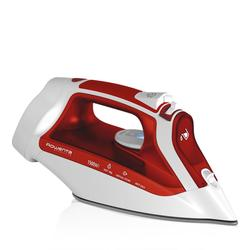 Rowenta Access Steam Cord Reel Iron - Red/White