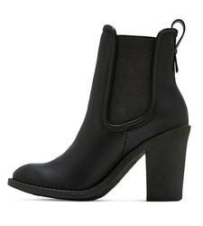 Merona Women's Charli Booties - Black - Size: 5.5