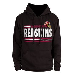 Junk Food Washington Redskins Women's Sunday Hoody - Black - Size: Medium