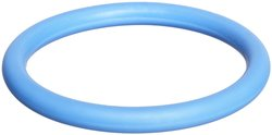 Small Parts Fluorosilicone O-Ring - Blue - Size: 116