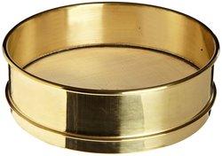 """Advantech Full Height Brass Brush Sieves - 12"""" Diameter"""