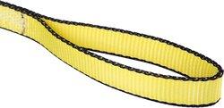 """Mazzella 6"""" Flat Eyes Polyester Web Sling - Yellow - Size: 10'L x 1""""W"""