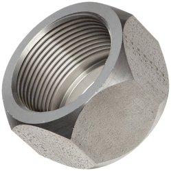 "Brennan Stainless Steel JIC Tube Fitting Nut - 1-1/4"" Tube OD"