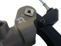 Accossato 90 Degree Remote Adjuster for Radial Master Cylinders