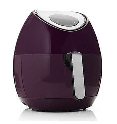 Todd English 1500W 3.3 QT Touchscreen Digital Air Fryer - Plum