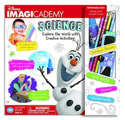 Disney Frozen Imagicademy Science Activity Book