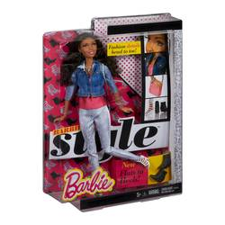 Barbie Style Doll with 2 Pairs of Shoes - Nikki