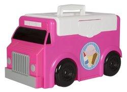 Toytainer Ice Cream Trunk Play-N-Store