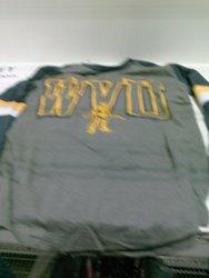 NCAA Women's Long Sleeve Shirt - WVU Grey - Size: S
