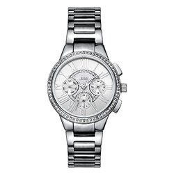 Jbw Women's Helena Diamond Watch: Stainless Steel (j6328a)