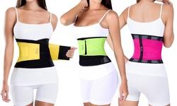 Maidenform Sport Waist Trainer Shapewear - Pink - Size: XL