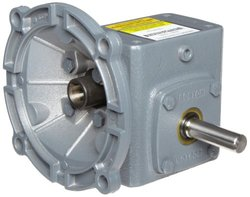 Boston Gear Right Angle Gearbox Flange Input Right Output Torque 1750 RPM