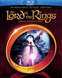 Animated The Lord of the Rings: Fellowship of the Ring Blu-ray