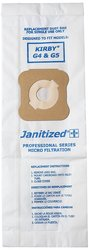 Janitized Premium Replacement Commercial Vacuum Paper Bag