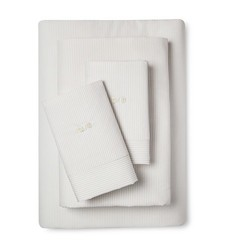 Fable Orlantha Sheet Set - Cream - Size: King
