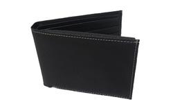 E M P Men's Leather Boxed Wallet - Black