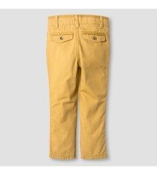 Oshkosh Toddler Boy's Chino Pant - Coronet Gold - Size: 7T