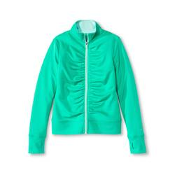 C9 Champion Girl's Performance Jacket - Green - Size: Large