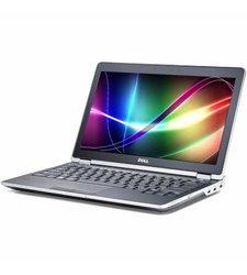 """Dell Latitude E6230 12.5"""" Laptop 2.6GHz i5 4GB 250GB Windows 7 Home"""