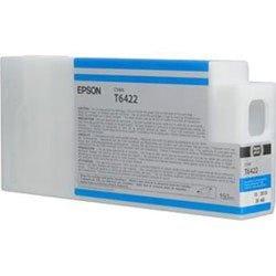 Epson 642 150ml Cyan UltraChrome HDR Ink Cartridge (T642200)