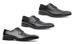 Men's Dress Shoes: Baxter Black/8.5