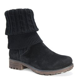 Muk Luks Women's Kelby Boots - Black - Size: 9