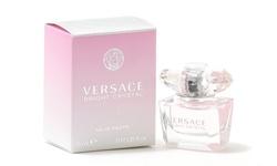 Versace Bright Crystal Eau De Toilette Mini Splash For Women - 0.17 Fl Oz