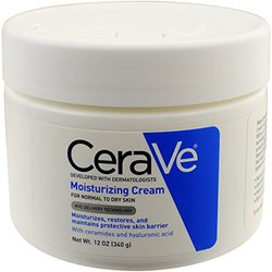 CeraVe Moisturizing Cream for Normal to Dry Skin - 12 Ounce