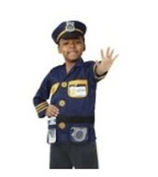 Melissa & Doug Kids Let's Pretend Police Chief Set -Multi - Size:3-6 Years