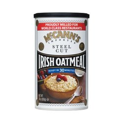 McCann's Steel Cut Irish Oatmeal - 30 oz.