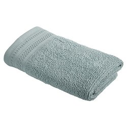 Crowning Touch by Welspun Hand Towel Aqua Blue